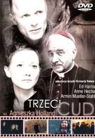 The Third Miracle - Polish DVD cover (xs thumbnail)