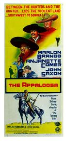 The Appaloosa - Australian Movie Poster (xs thumbnail)