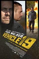 Vehicle 19 - German Movie Poster (xs thumbnail)