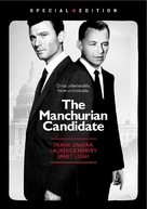 The Manchurian Candidate - poster (xs thumbnail)