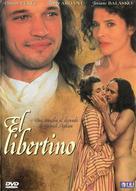 Le libertin - Spanish DVD cover (xs thumbnail)