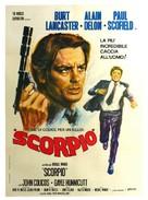 Scorpio - Italian Movie Poster (xs thumbnail)