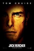 Jack Reacher - Teaser movie poster (xs thumbnail)