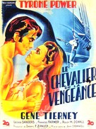 Son of Fury: The Story of Benjamin Blake - French Movie Poster (xs thumbnail)