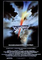 Superman - German Movie Poster (xs thumbnail)