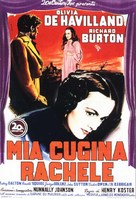 My Cousin Rachel - Italian Movie Poster (xs thumbnail)