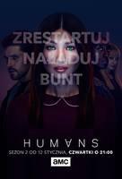 """Humans"" - Polish Movie Poster (xs thumbnail)"