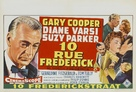 Ten North Frederick - Belgian Movie Poster (xs thumbnail)