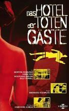 Hotel der toten Gäste - German VHS movie cover (xs thumbnail)