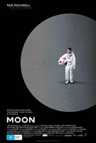 Moon - Australian Movie Poster (xs thumbnail)