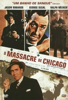 The St. Valentine's Day Massacre - Brazilian Movie Cover (xs thumbnail)