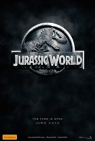 Jurassic World - Australian Movie Poster (xs thumbnail)