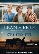Lean on Pete - DVD cover (xs thumbnail)