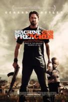 Machine Gun Preacher - Canadian Movie Poster (xs thumbnail)