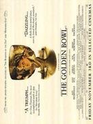 The Golden Bowl - British poster (xs thumbnail)