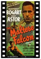 The Maltese Falcon - Spanish Movie Poster (xs thumbnail)