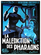 The Mummy - French Movie Poster (xs thumbnail)