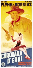 Virginia City - Italian Movie Poster (xs thumbnail)