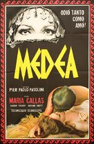 Medea - Argentinian Movie Poster (xs thumbnail)