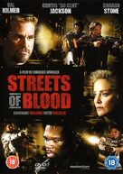 Streets of Blood - British DVD cover (xs thumbnail)