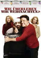 Surviving Christmas - Swiss DVD cover (xs thumbnail)