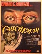 Nightmare - Belgian Movie Poster (xs thumbnail)