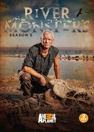 """River Monsters"" - DVD movie cover (xs thumbnail)"