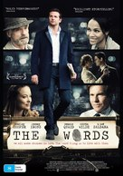 The Words - Australian Movie Poster (xs thumbnail)
