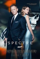Spectre - Vietnamese Movie Poster (xs thumbnail)