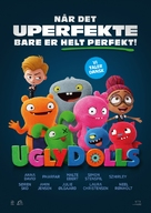 UglyDolls - Danish Movie Poster (xs thumbnail)