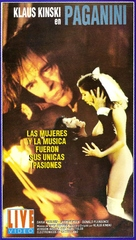Kinski Paganini - Argentinian Movie Cover (xs thumbnail)