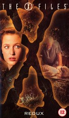 """The X Files"" - British Movie Cover (xs thumbnail)"
