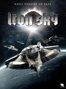 Iron Sky - French DVD cover (xs thumbnail)