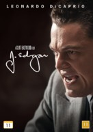 J. Edgar - Danish DVD movie cover (xs thumbnail)
