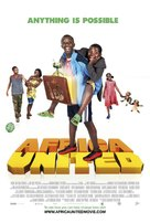 Africa United - British Movie Poster (xs thumbnail)