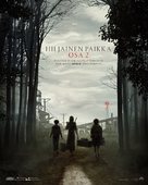 A Quiet Place: Part II - Finnish Movie Poster (xs thumbnail)