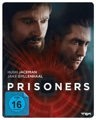 Prisoners - German Blu-Ray cover (xs thumbnail)