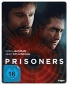 Prisoners - German Blu-Ray movie cover (xs thumbnail)