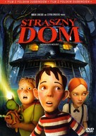 Monster House - Polish DVD cover (xs thumbnail)