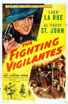 The Fighting Vigilantes - Movie Poster (xs thumbnail)