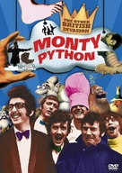 """Monty Python's Flying Circus"" - DVD movie cover (xs thumbnail)"