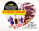 The St. Valentine's Day Massacre - Movie Poster (xs thumbnail)