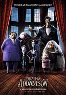 The Addams Family - Polish Movie Poster (xs thumbnail)
