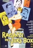 Ragazzi del Juke-Box - Italian Movie Cover (xs thumbnail)
