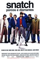 Snatch - Brazilian Movie Poster (xs thumbnail)