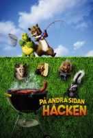Over the Hedge - Swedish Movie Cover (xs thumbnail)