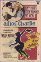 Goodbye Charlie - Spanish Movie Poster (xs thumbnail)