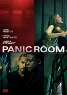 Panic Room - DVD cover (xs thumbnail)