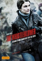The Whistleblower - New Zealand Movie Poster (xs thumbnail)