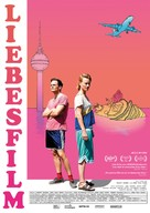 Liebesfilm - German Movie Poster (xs thumbnail)